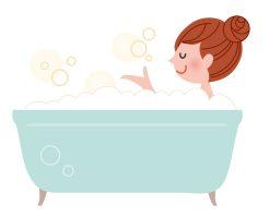 脱毛お風呂